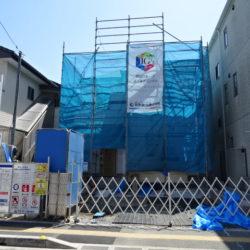 <鶴瀬駅4分> 2021年6月完成予定!45坪超の整形地 ☆富士見市鶴馬 新築一戸建て