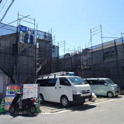 <新河岸駅9分> 2021年5月末完成予定 ☆川越市大字砂 新築戸建 7号棟~11号棟