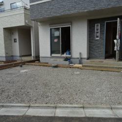 駐車スペース(6月1日撮影時点)(外観)