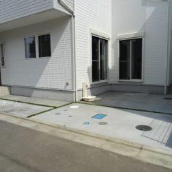 駐車スペース