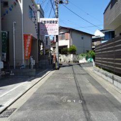 前面道路(間取)