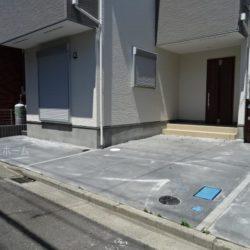 駐車スペース(2台可)