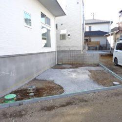 駐車スペース(12/15撮影時点)